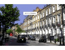 LONDON LIFE PRINT