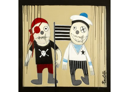 PIRATE ET MOUSSE