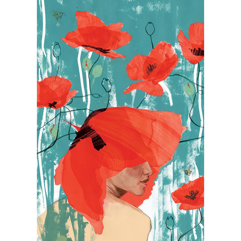 POPPY CROWN