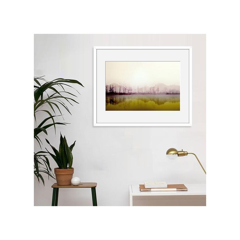 tableau d 39 art contemporain topaze de chacha by iris pour une d coration design. Black Bedroom Furniture Sets. Home Design Ideas