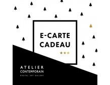 Carte Cadeaux - 50€