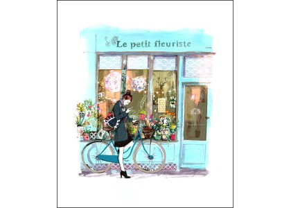 LE PETIT FLEURISTE