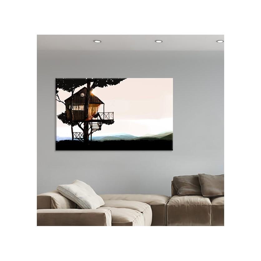 tableau d 39 art contemporain lacabane de griotto pour une d coration design. Black Bedroom Furniture Sets. Home Design Ideas