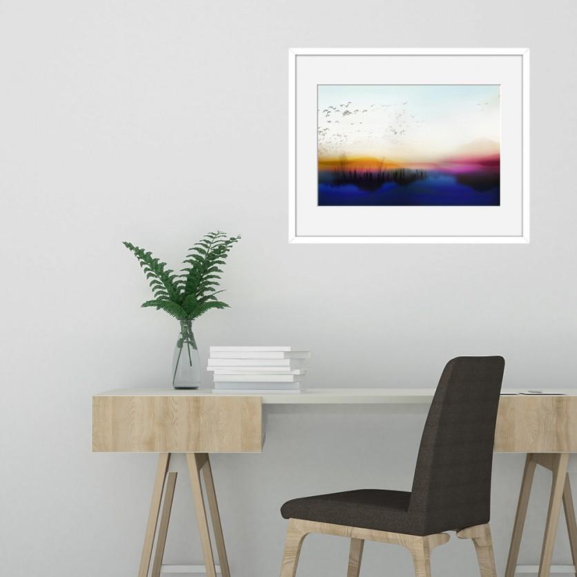 tableau d 39 art contemporain dune de chacha by iris pour une d coration design. Black Bedroom Furniture Sets. Home Design Ideas